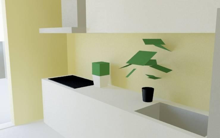 廚房:  廚房 by 室 內 設 計, 鄉村風