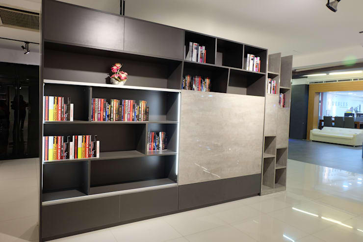 Entertainment Unit: modern  by Ideal Home, Modern Plywood