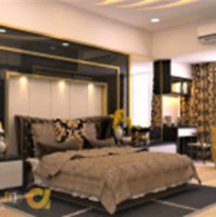 Bedroom: classic  by Kowhai, Classic