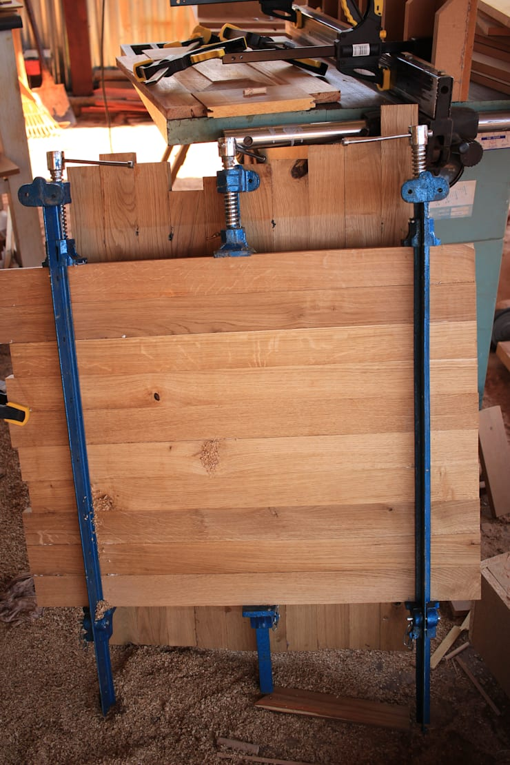 """Oak Tops in clamps: {:asian=>""""asian"""", :classic=>""""classic"""", :colonial=>""""colonial"""", :country=>""""country"""", :eclectic=>""""eclectic"""", :industrial=>""""industrial"""", :mediterranean=>""""mediterranean"""", :minimalist=>""""minimalist"""", :modern=>""""modern"""", :rustic=>""""rustic"""", :scandinavian=>""""scandinavian"""", :tropical=>""""tropical""""}  by Pretoria Kitchens and Bedrooms,"""