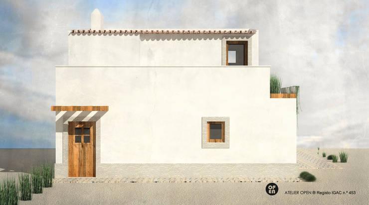by ATELIER OPEN ® - Arquitetura e Engenharia Minimalist Plywood