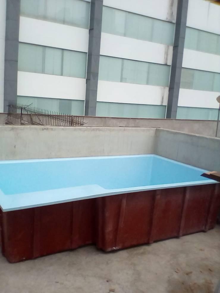 Piscina Fatima de Pool Solei