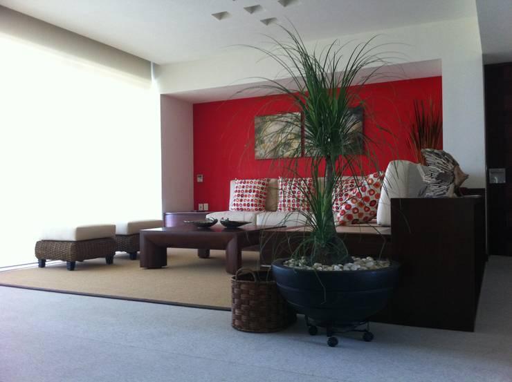 Remodelacion Condominio El Palmar de Miravela Design