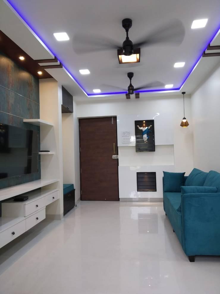 2bhk residence @Ghatkopar by nextgen inarch
