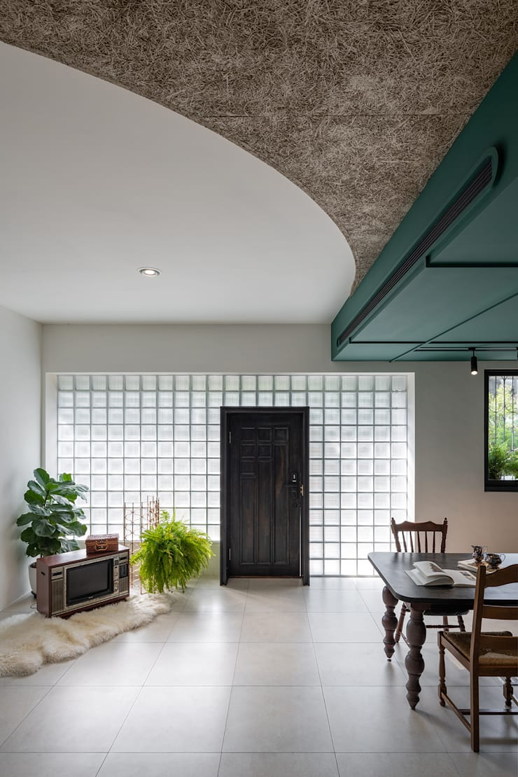 美味影像攝影棚 根據 漢玥室內設計 日式風、東方風 玻璃
