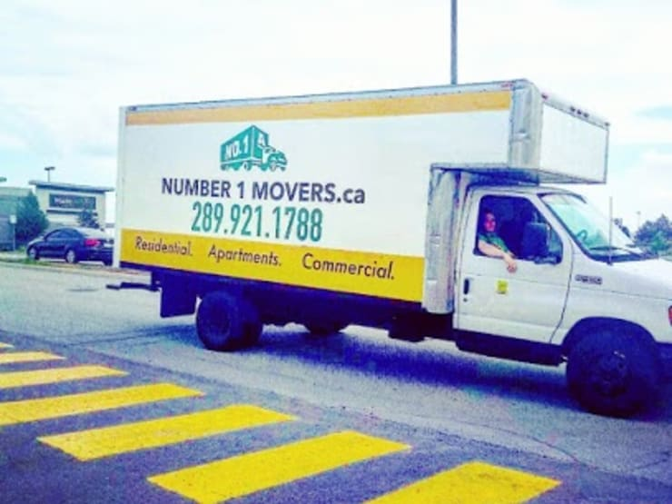 Number 1 Movers Hamilton Ontario: eclectic  by Number 1 Movers Hamilton Ontario, Eclectic