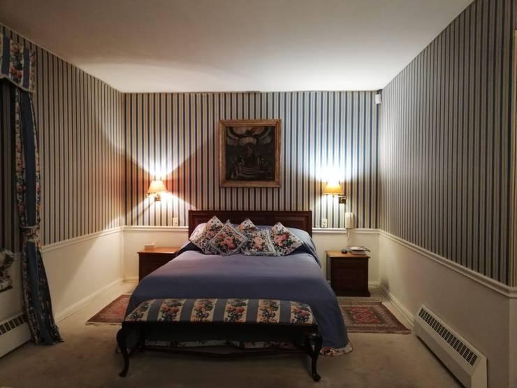 Antes Habitación Principal de Azohia Design - Diseño y Decoracion Maria Alejandra Bucher EIRL