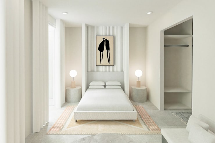 bedroom Classic style bedroom by Amarand Design Classic