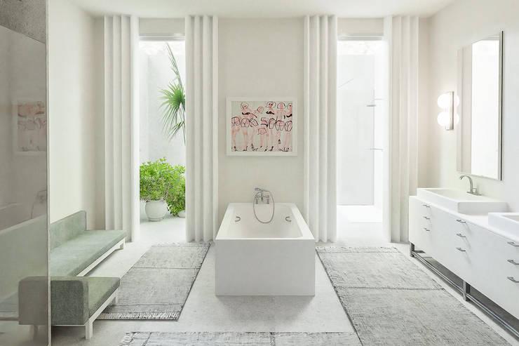 bathroom Classic style bathroom by Amarand Design Classic