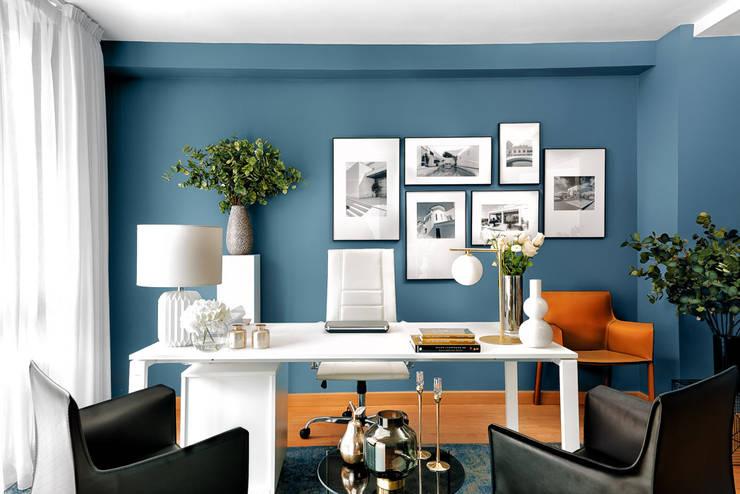 office: modern  by Amarand Design, Modern