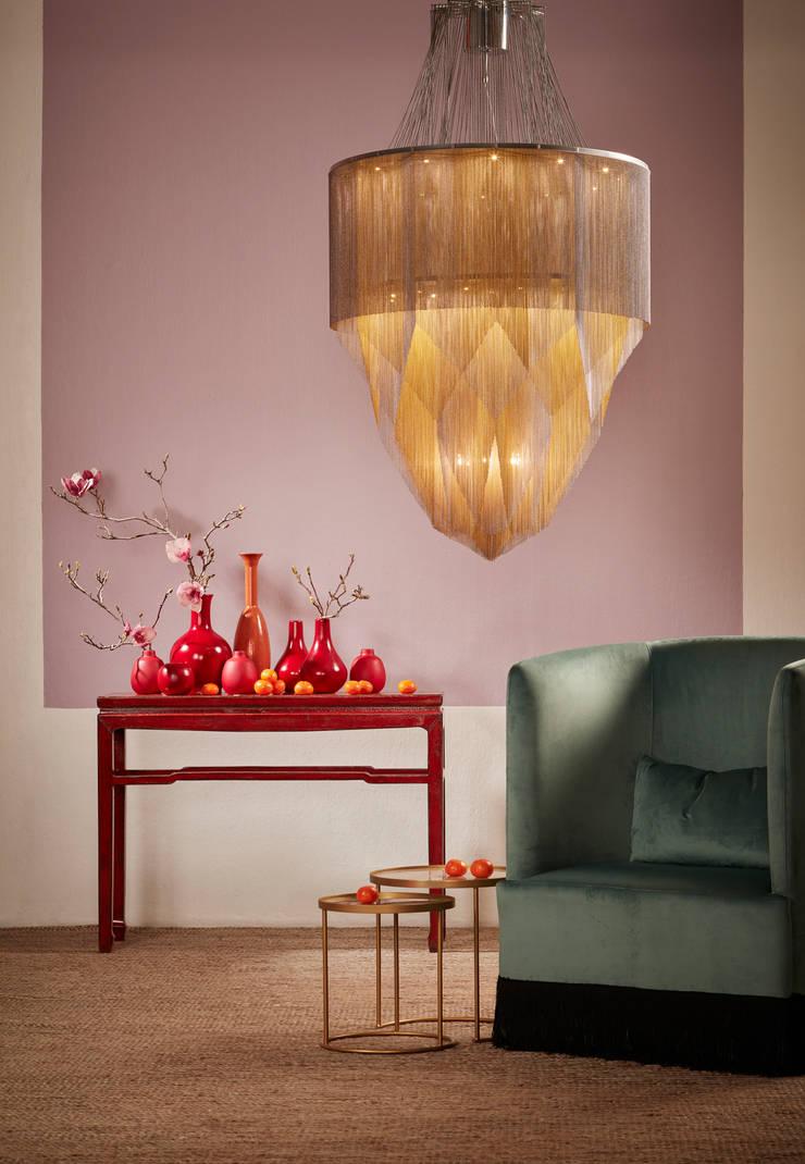 Crystal Mandala: modern  by willowlamp, Modern