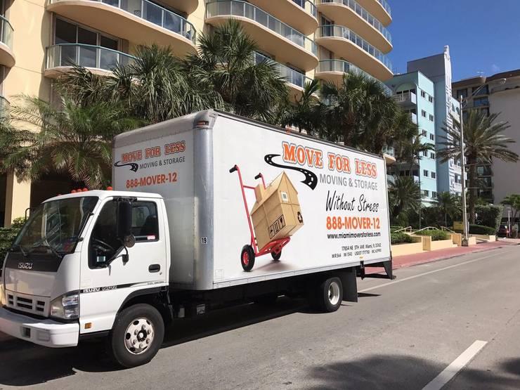 Miami Movers for Less by Miami Movers For Less