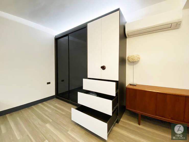 台北市文山區 根據 ISQ 質の木系統家具 簡約風