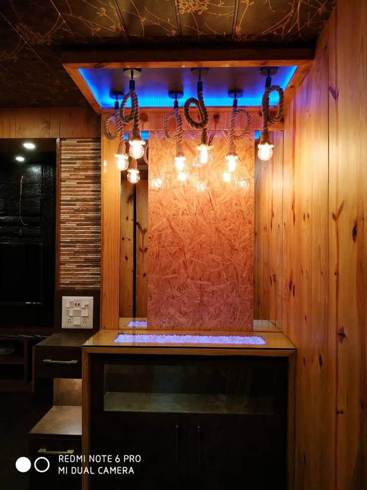modern  by Sanjhbati, Modern Wood Wood effect