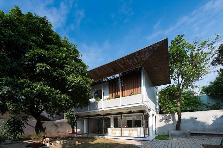 Thiết kế biệt thự bởi Công ty thiết kế biệt thự đẹp Việt Nam Hiện đại