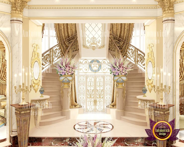 Luxury House Design in Bahrain by Luxury Antonovich Design