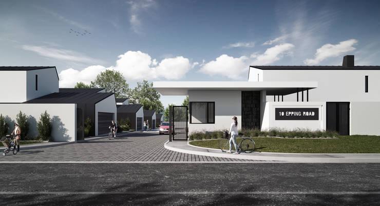 Epping Road—Zimbabwe by Urban Habitat Architects Modern