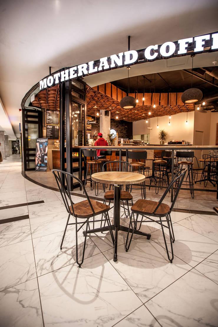Motherland Benmore by Urban Habitat Architects Modern