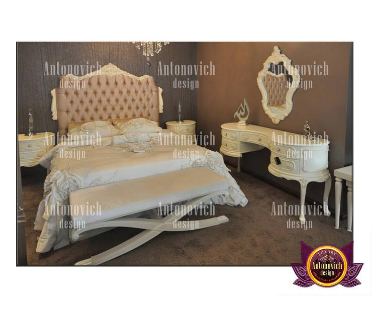 Classical Furniture, Supplying, Installation in Bahrain by Luxury Antonovich Design