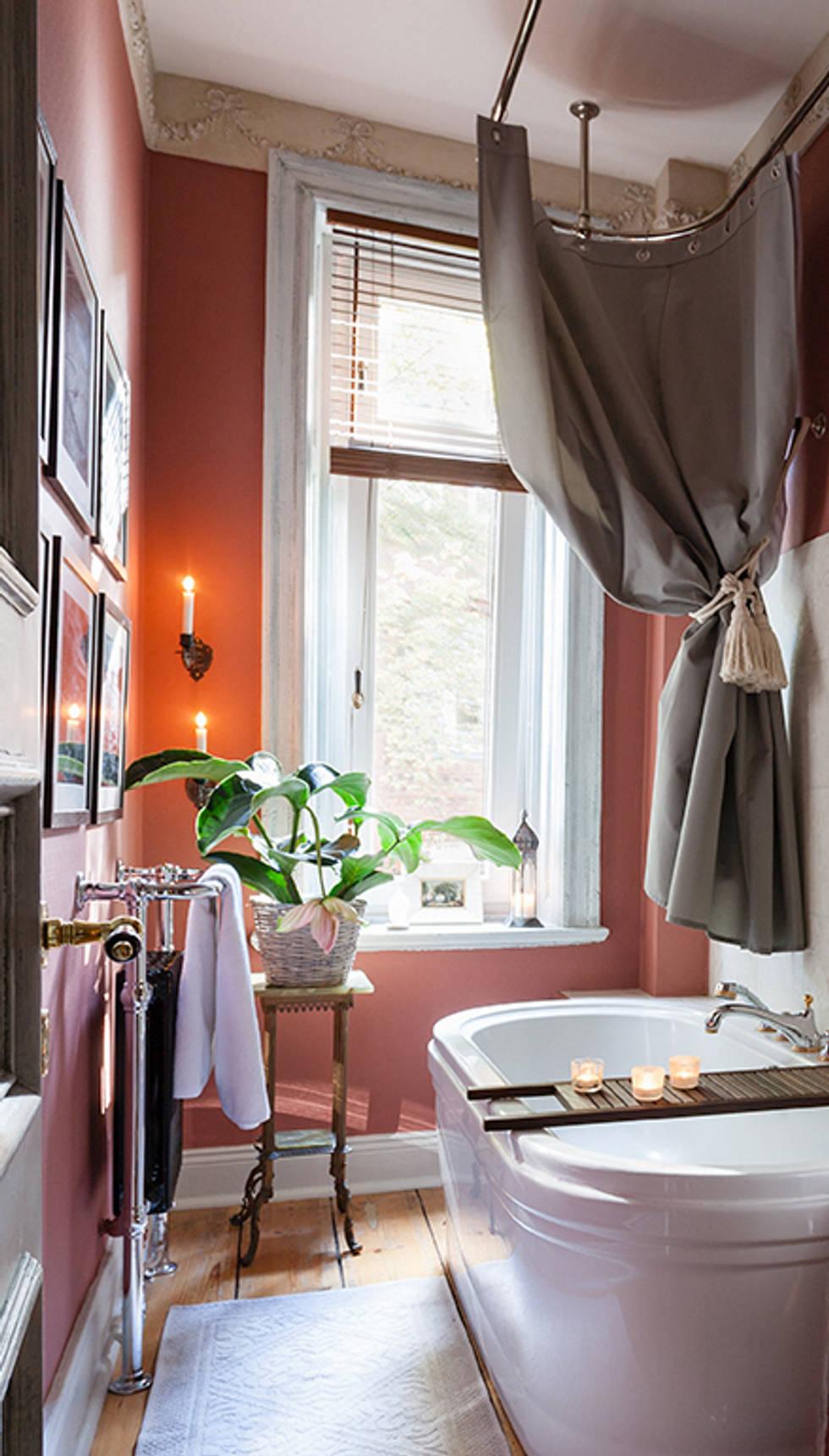 26 fantastische Ideen für kleine Badezimmer