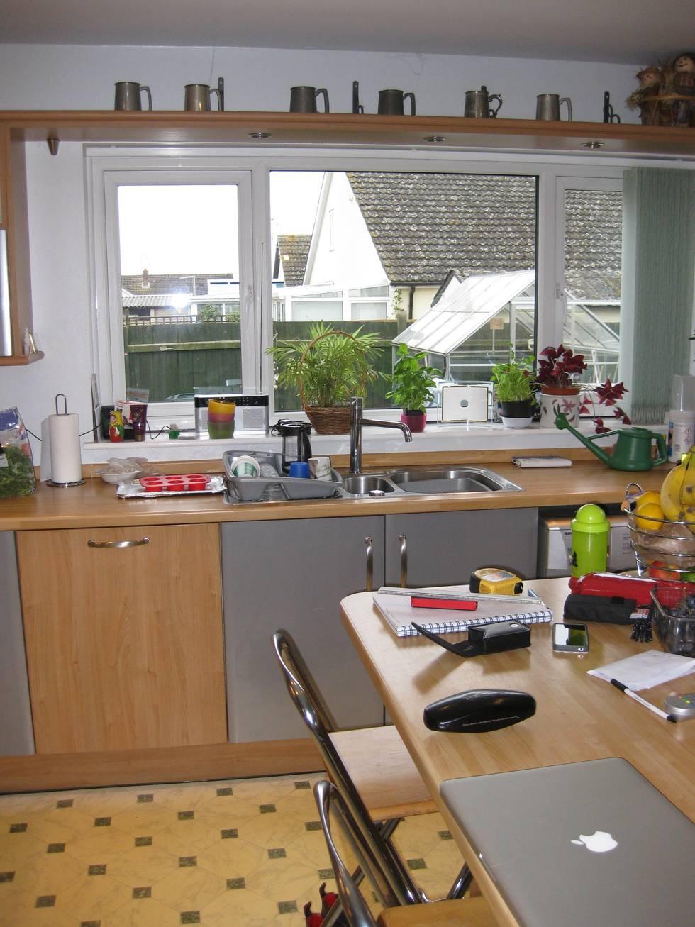 Avant / Après : modernisation extraordinaire d'une cuisine
