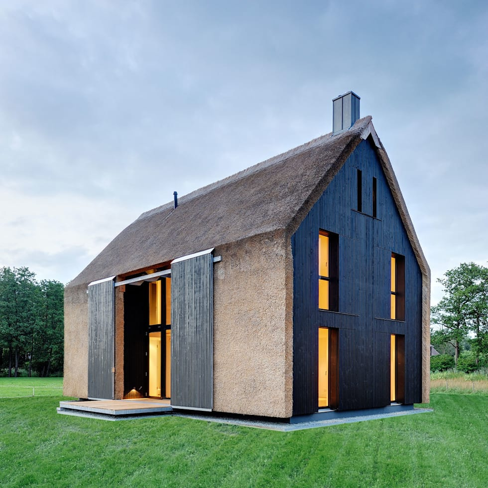 Architecture: The chapel-shaped modern home