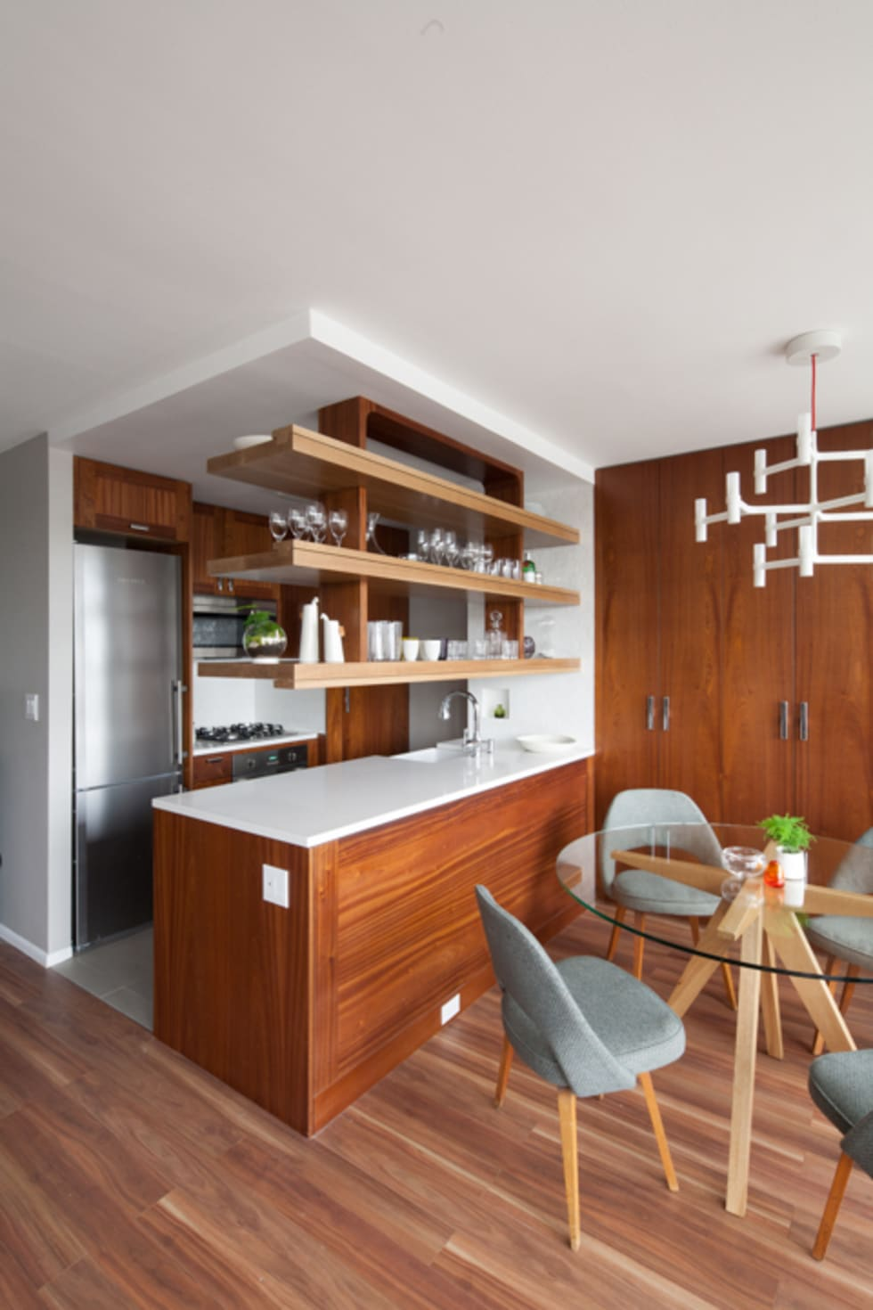 4 small kitchens that pack a big style punch!