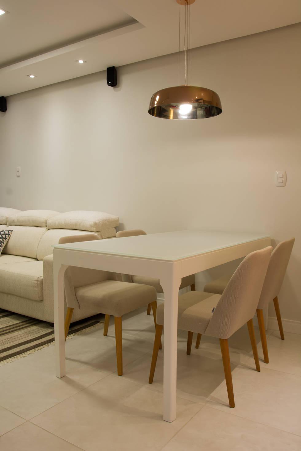 10 ideias de Mesa Para Apartamento Pequeno: saiba qual estilo escolher