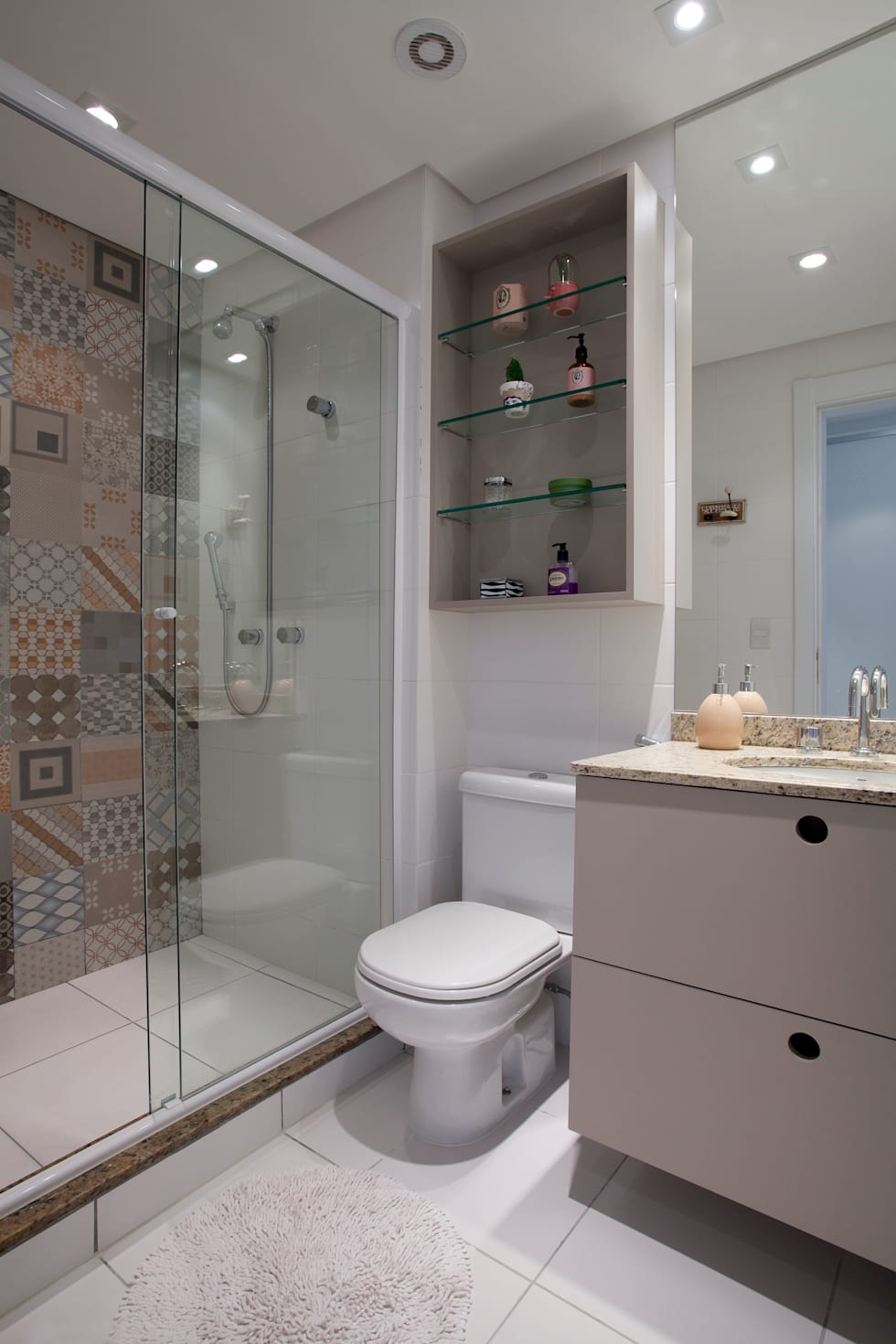 10 small bathrooms that you can recreate at home (for very little money!)