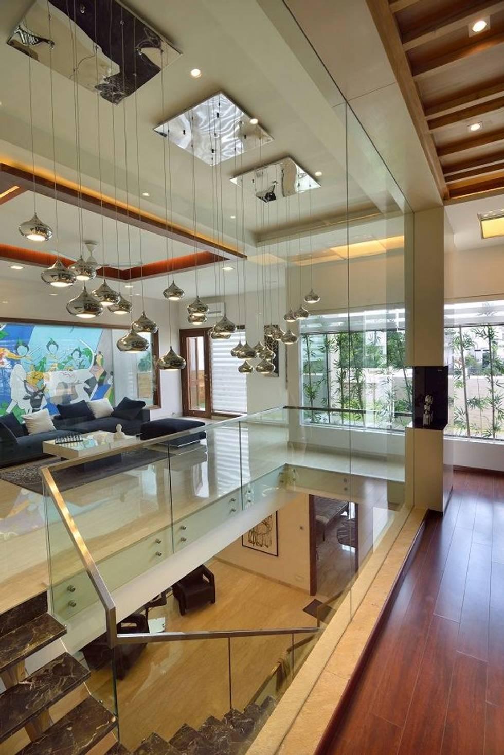 A Lovely Modern Home in Delhi