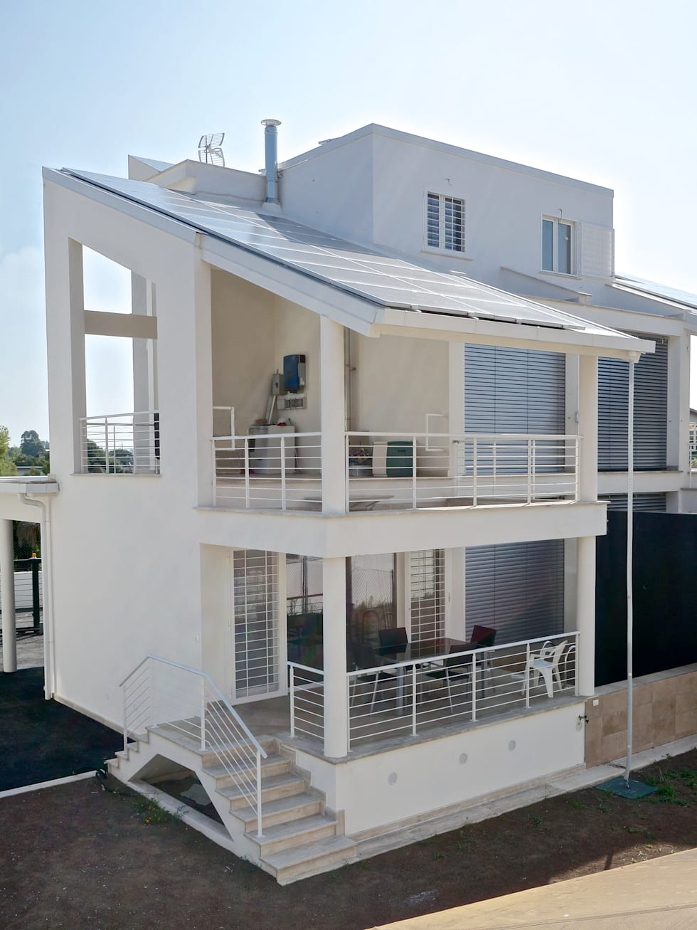 Светлый и оптимистичный дом вашей мечты!