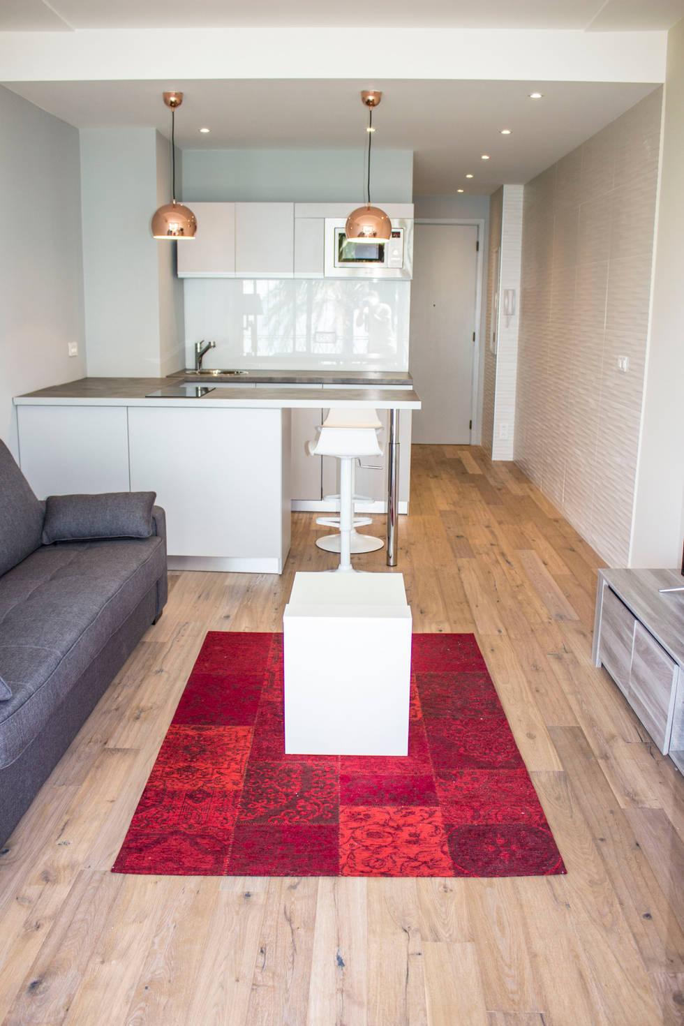 Дизайн квартиры студии 26 кв. метров