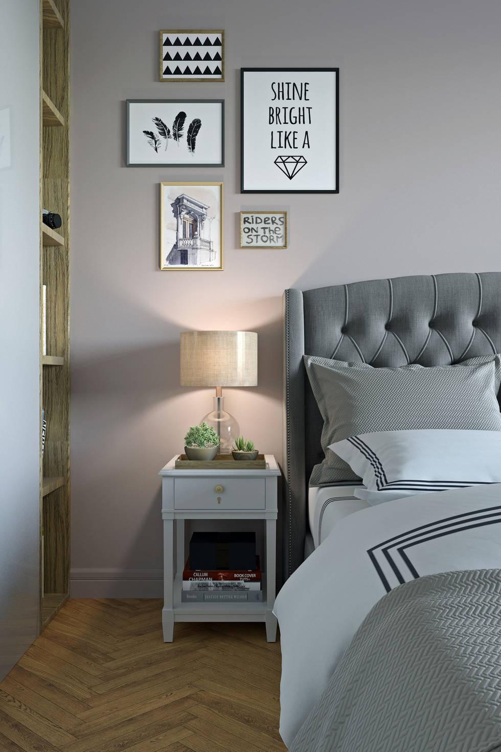 경제적으로 꾸미자, 침실 인테리어 아이디어 7
