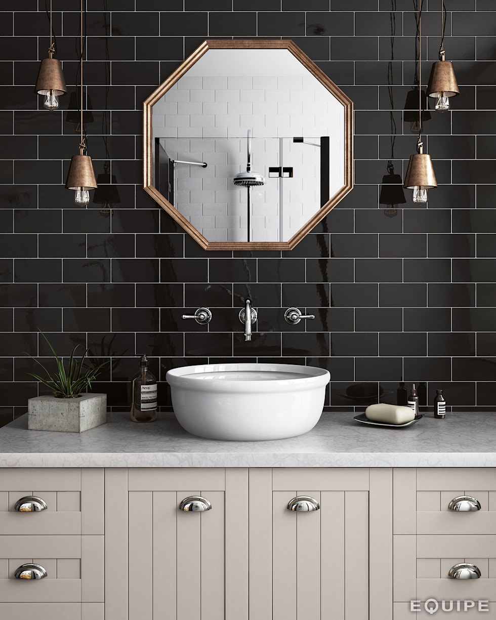 Beautiful bathrooms to give you ideas!