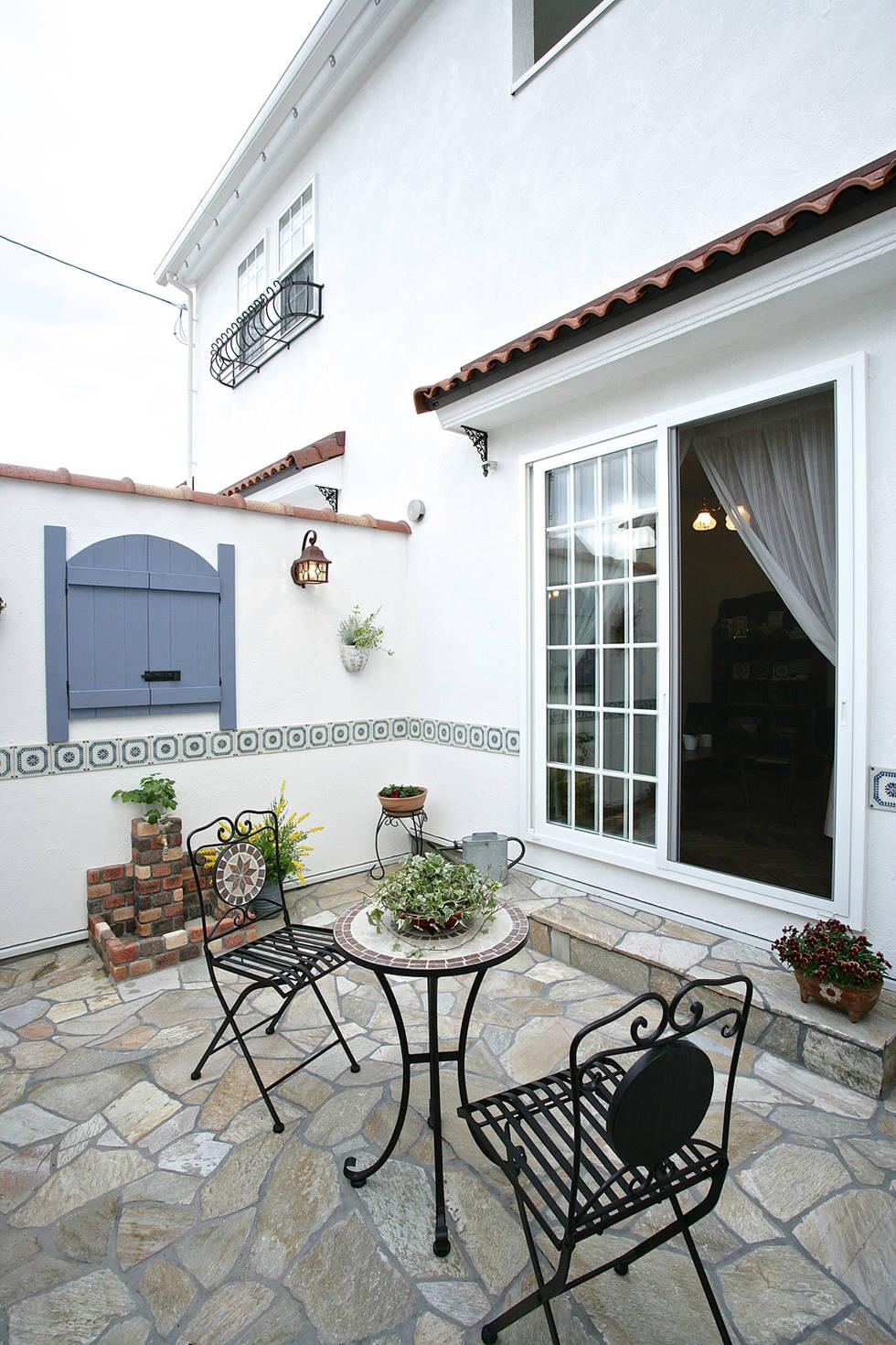 10 patios perfectos para una casa sencilla