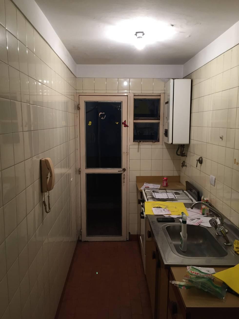 Una Famiglia rinnova il proprio Appartamento con un Stile Originale