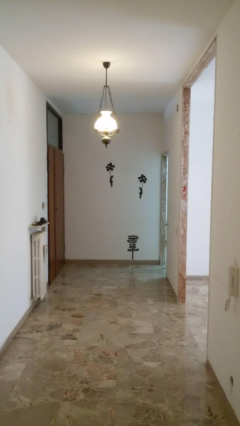 Ristrutturazione Totale Appartamento Moderno a Perugia