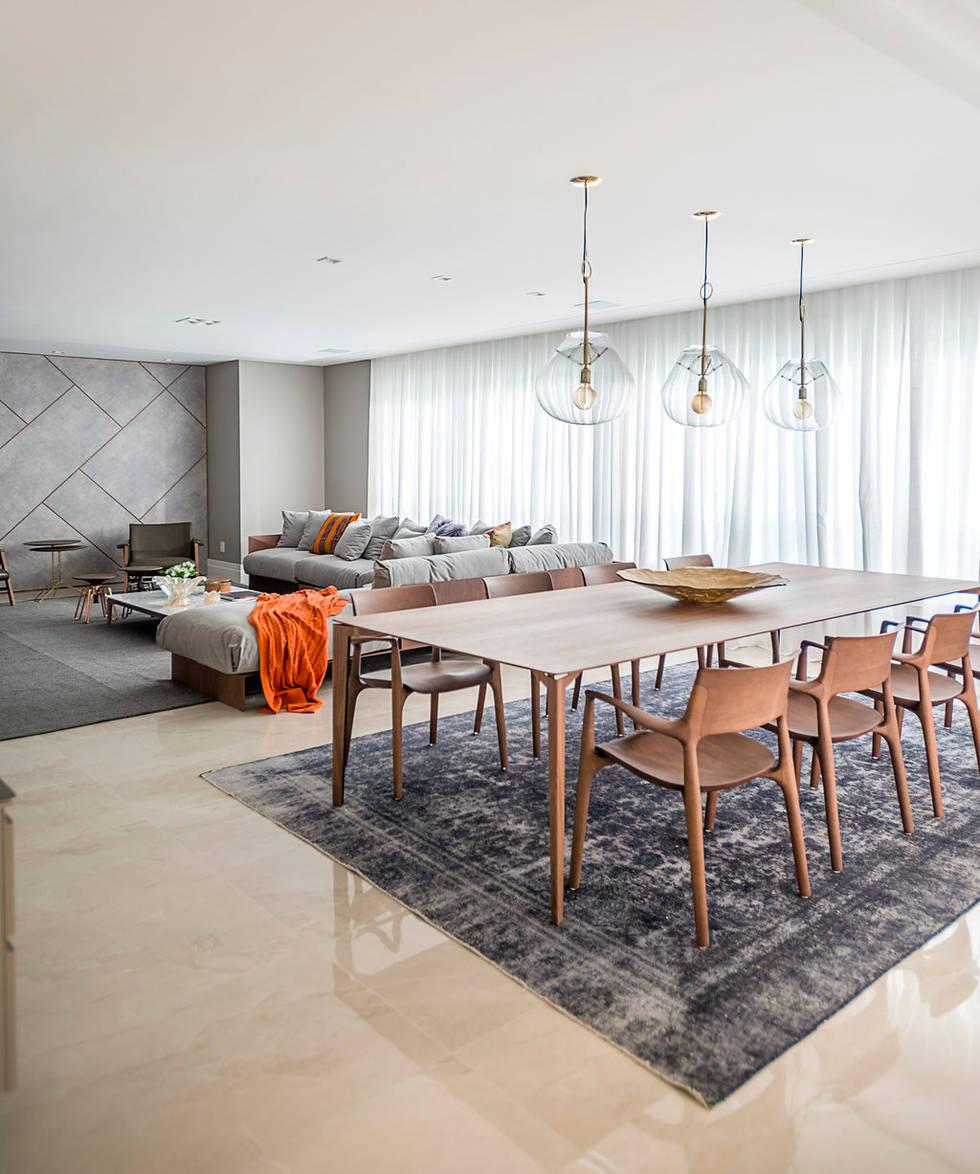 Moderno e aconchegante, este lar tem uma decoração incrível!