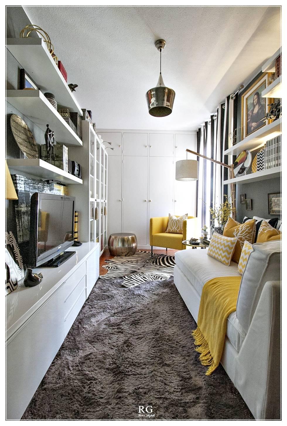10 главных трюков в дизайне малогабаритной квартиры