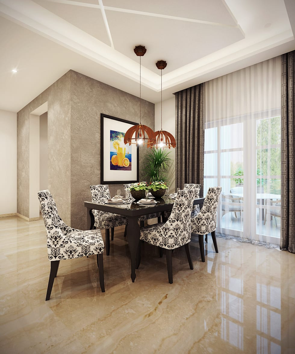 MARVEL ENIGMA:  Dining room by Spaces Alive