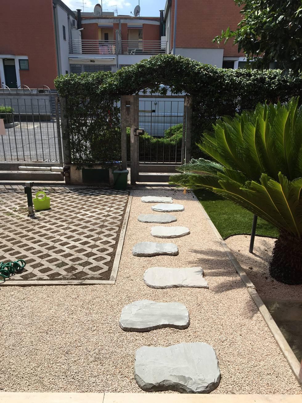Progettazione Giardino a Roma