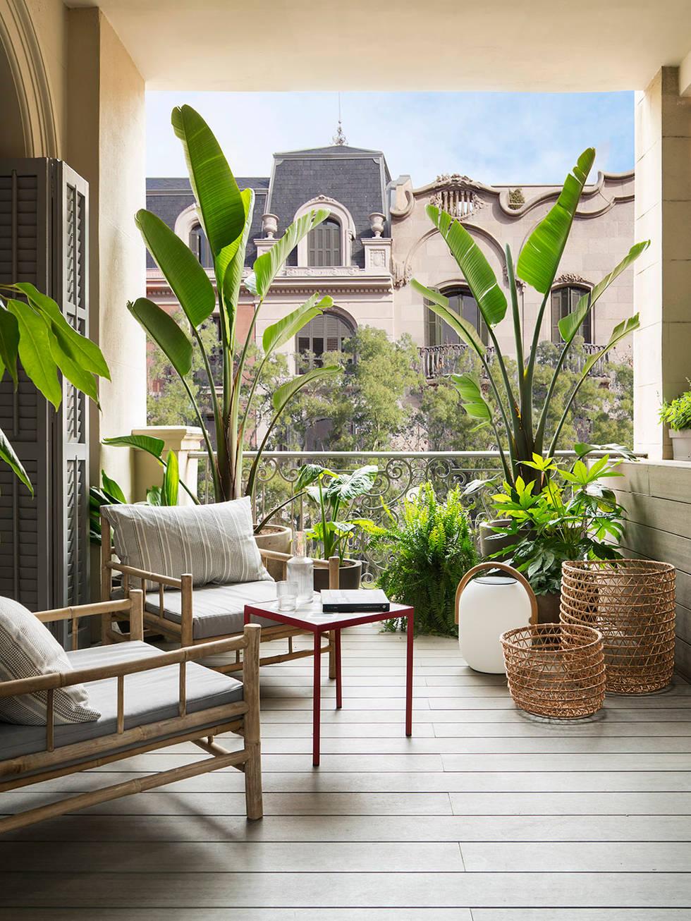 На фото - Восхитительная квартира в легендарном центре Барселоны