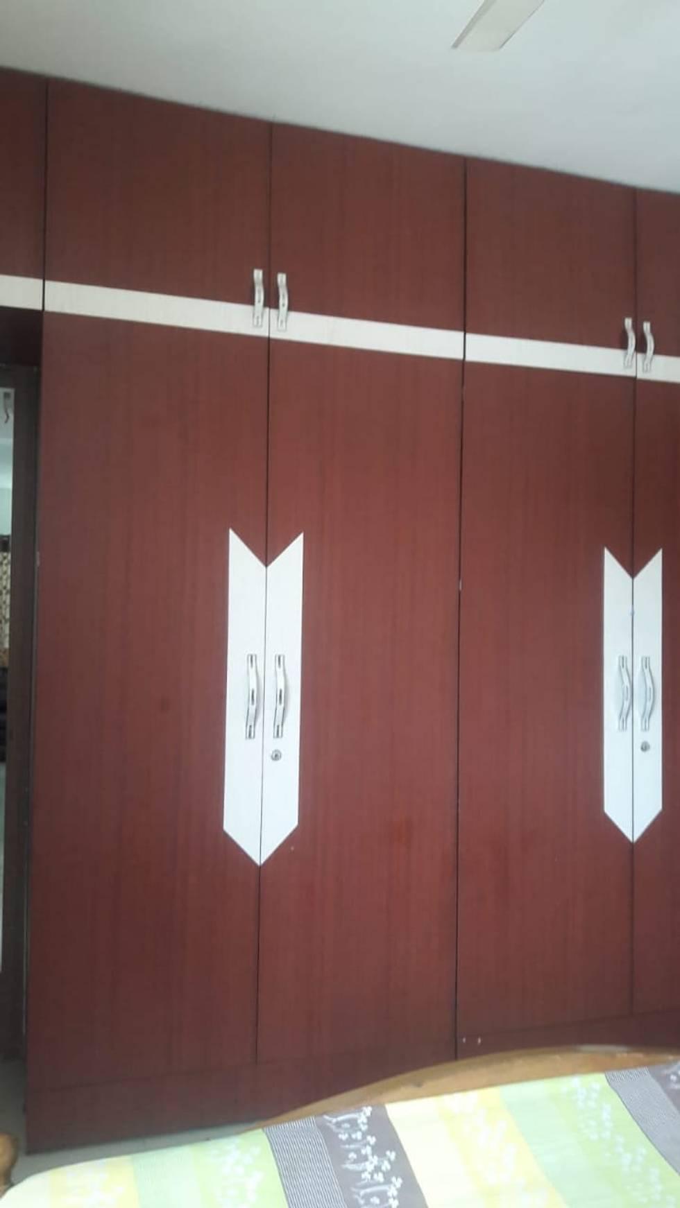 Wardrobe design ideas from interior designers and decorators in Pune