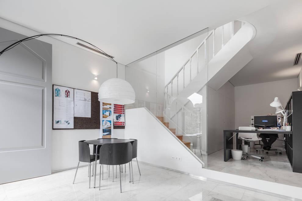 Bureau de style de style eclectique par Tiago do Vale Arquitectos