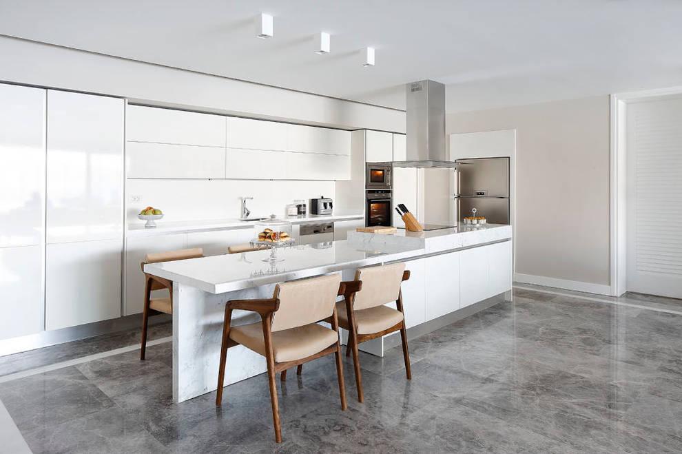 Cozinhas modernas por Escapefromsofa