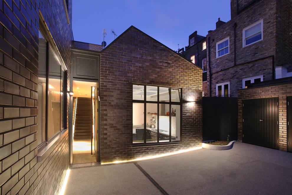 Casas de estilo  por Patalab Architecture