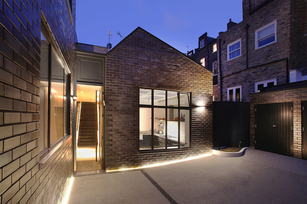 Casas de estilo moderno por Patalab Architecture