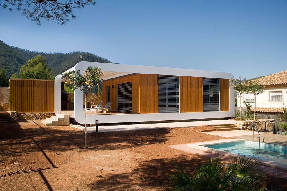Maisons de style de style Moderne par NOEM