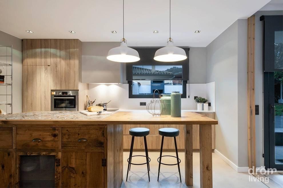 Cocinas de estilo  por Dröm Living