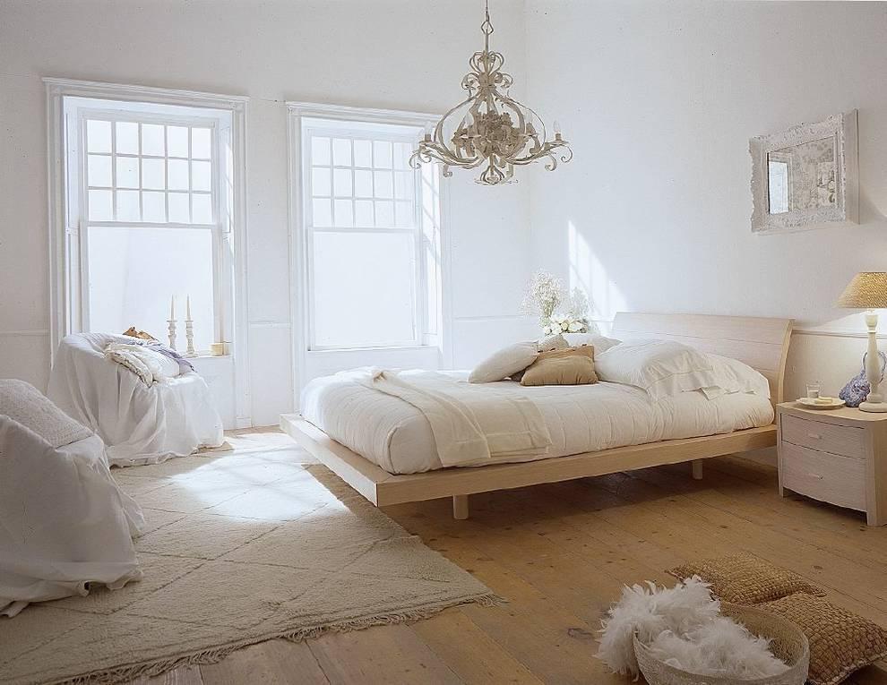 Dormitorios de estilo  por Cocooninberlin